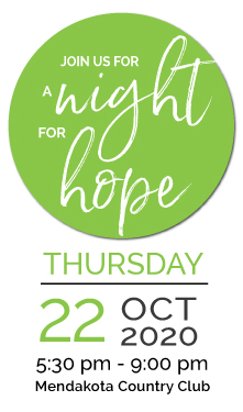 A Night for Hope - October 22, 2020